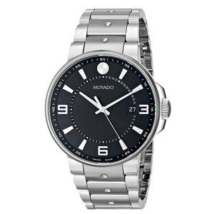 BrandNew Movado Men's Pilot Swiss Quartz Watch